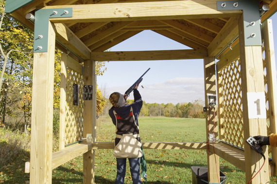 Sporting Clay Course